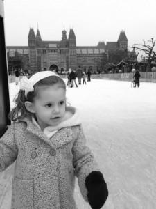 Q schaats