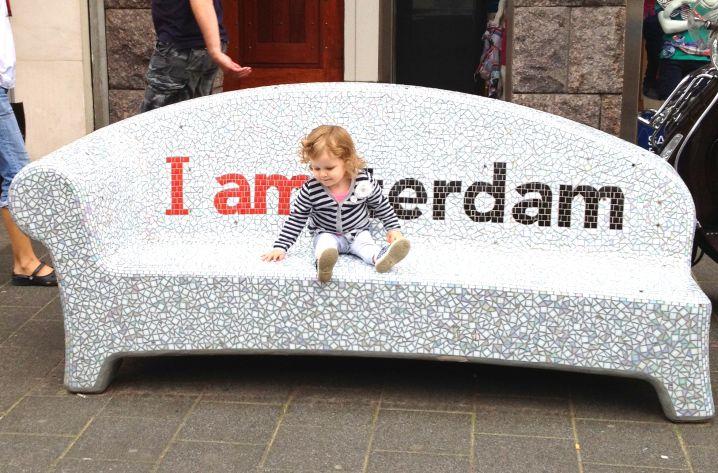 Lieve Amsterdam...