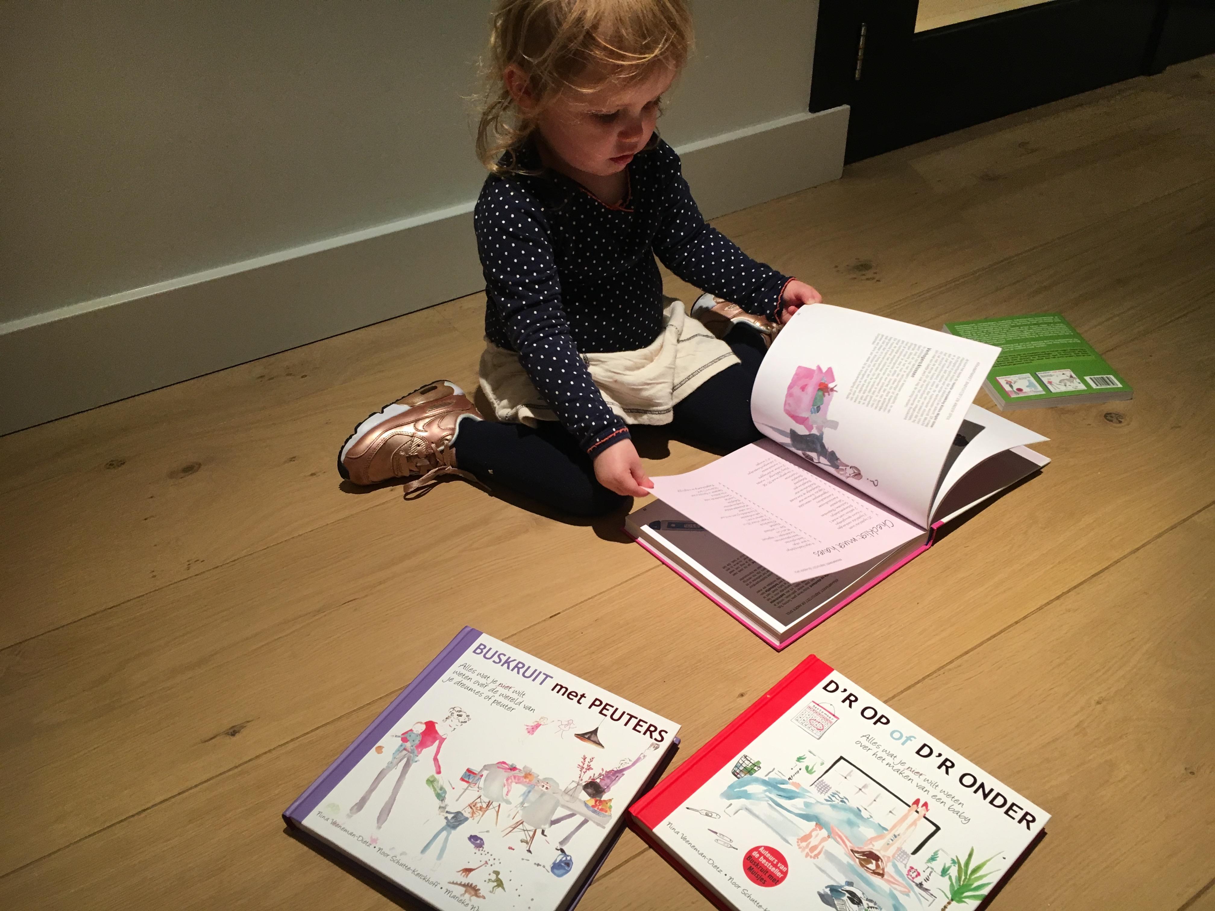 D'r op of d'r onder – een must read voor iedere 'baby maker'