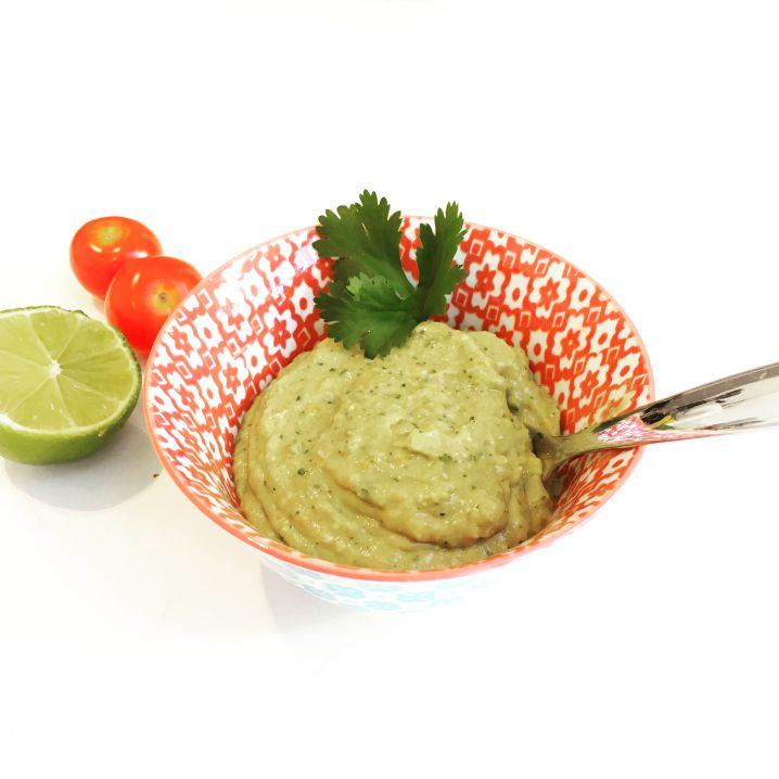Baby guacamole